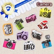 フェイバリットシール/camera