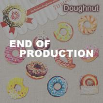 フェイバリットシール/doughnut