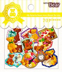 フェイバリットシール/bear