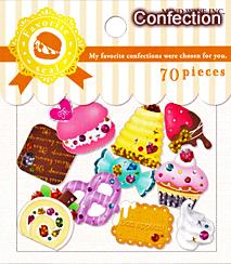 フェイバリットシール/confection