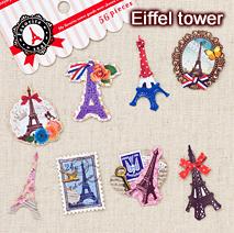 フェイバリットシール/eiffel tower