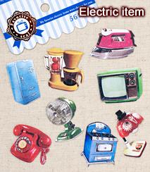 フェイバリットシール/Electric item
