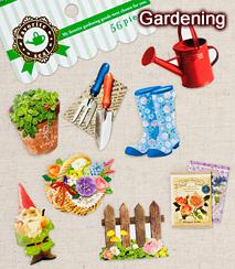 フェイバリットシール/Gardening