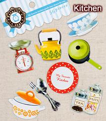 フェイバリットシール/Kitchen