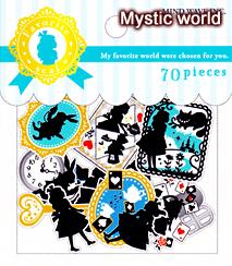 フェイバリットシールのMysticworld